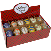 Fabergé eggs (assorted)
