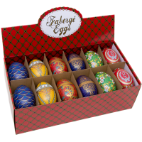 Regal eggs (assorted)