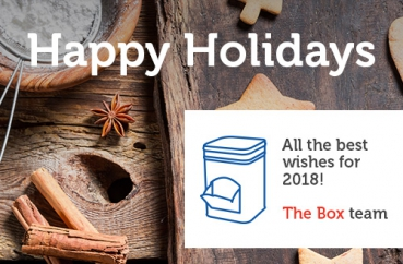 Happy Holidays from The Box!