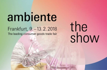 Again, The Box will be present at Ambiente