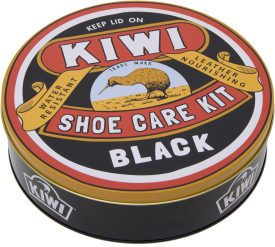 Kiwi: custom made tin