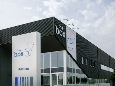 The Box, supplier of promotional tin packaging, packaging specialist